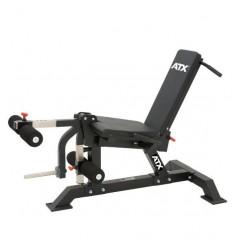 Profesjonalna ławka regulowana z prasą ATX-BCO-770