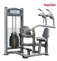 MASZYNA DO BRZUCHA ABDOMINAL IT9314 (200LBS) IMPULSE