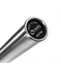 PROFESJONALNY GRYF OLIMPIJSKI 220 CM ATX® LH-50-ATX-CK-500
