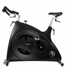 Rower Spiningowy Supreme 99170000 Body Bike Black