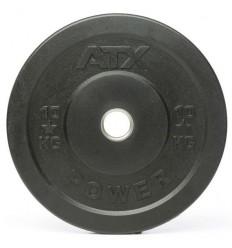 OBCIĄŻENIE OLIMPIJSKIE BUMPER 5KG (para) ATX