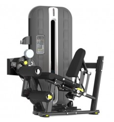 Maszyna ze stosem dwufunkcyjna na mięśnie dwugłowe i czworogłowe ud PLM-424
