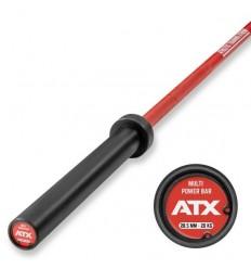 Gryf Olimpijski Cerakote 220cm ATX Red Fire