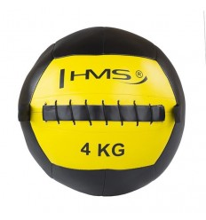 WLB 4 KG WALL BALL PIŁKA DO ĆWICZEŃ HMS