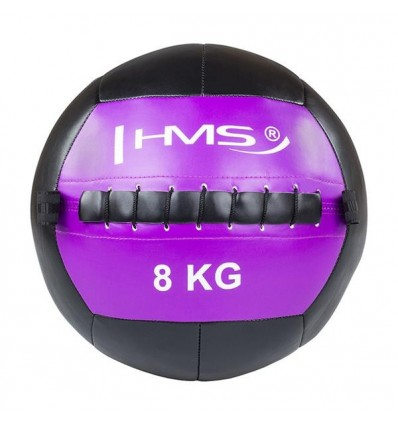 WLB 8 KG WALL BALL PIŁKA DO ĆWICZEŃ HMS