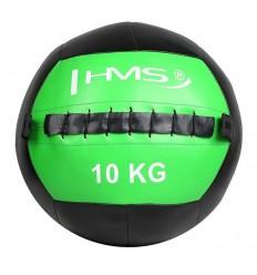 WLB 10 KG WALL BALL PIŁKA DO ĆWICZEŃ HMS